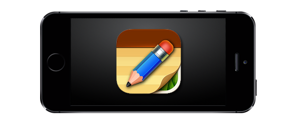 notemaster 1 5 Tips on How to Design an iPhone App Icon