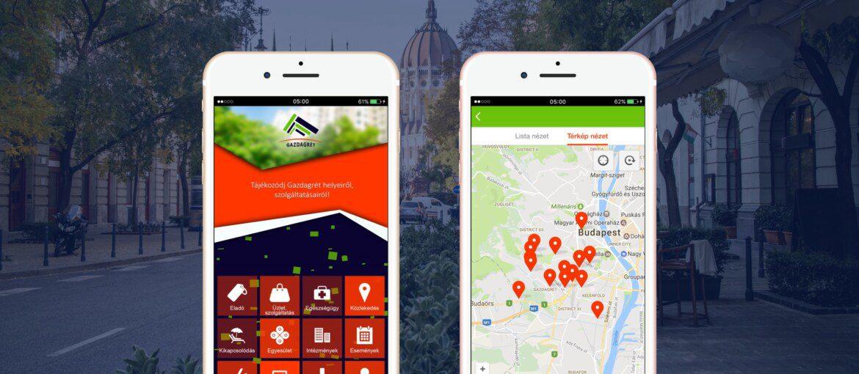 budapest gazdagrét térkép Spotlight: Gazdagret – Blog – Shoutem budapest gazdagrét térkép