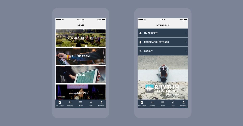 Rhythm City iOS app