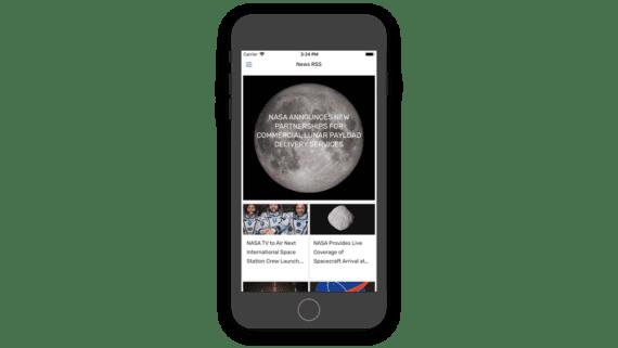Shoutem v5 app design