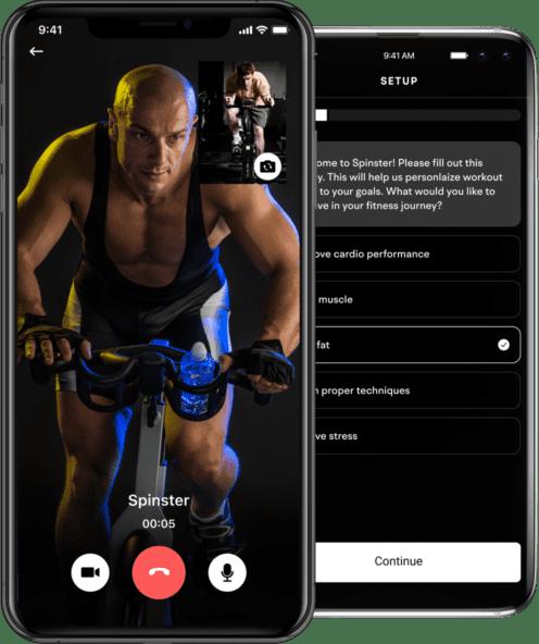 spin mobile app sport