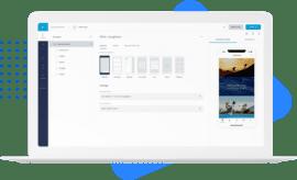 app builder dashboard