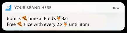 notification emojis