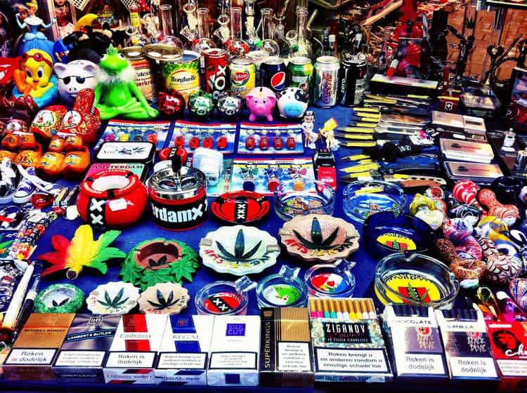 marijuana merch
