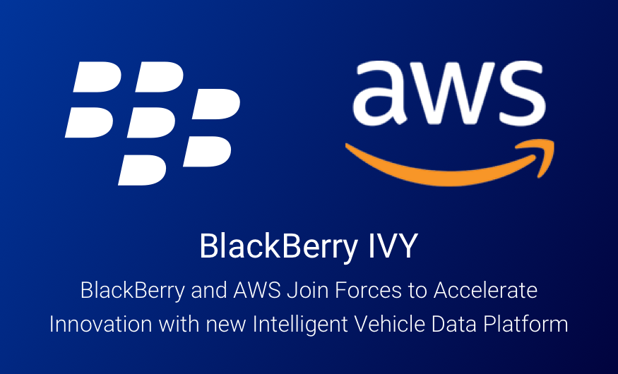 blackberry amazon partnership