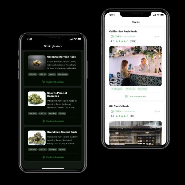 canabis app