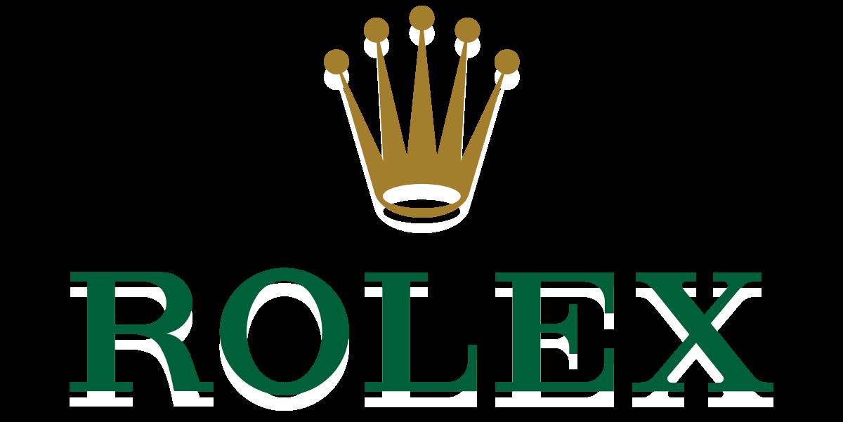 rolex logo strategy